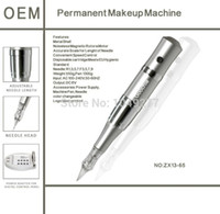 Cheap Good Quality Goochie Permanent Makeup Tattoo Machine Professional Eyebrow Eyeliner Lips Makeup Equipment