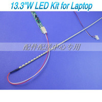 Wholesale Universal Replacement inch wide LED Backlight Strip Kit Update LCD Panel Screen Laptop to LED mm