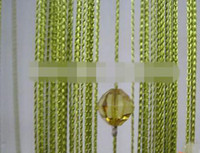 Wholesale Factory Supply Drop Beaded String Door Window Curtain Divider Room Blind Tassel Fly Screen