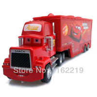 Wholesale Pixar Cars Mack Truck Hauler Toys car Diecast Metal Car Toy Loose In Stock