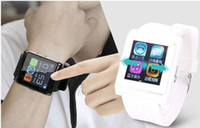 Wholesale Bluetooth Smart Watch U watch U3 For Iphone Samsung Smartphone Sports smart Wristwatch with Remote Camera Function
