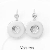 Wholesale Vocheng NOOSA Ginger Snaps Earring Jewelry Trend Interchangeable Jewelry Ve
