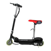 Wholesale Fast shipping Mini wheel electric scooter e scooter with seat outdoor sports for adults kids max load kg W motor ride on bikes