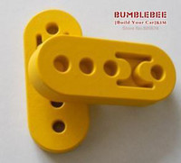 Wholesale Exhaust PU plastic car muffler exhaust pipe lug pad yellow ZK290