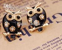Wholesale Owl Earrings Lady Earring Owl New Arrival Low Price