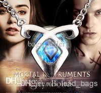 rune - City Of Bones Jace Rune Necklace From The Mortal Instruments New Arrival B11