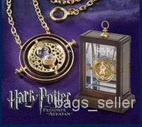 Wholesale Time Turner Necklace Harry Potter Gold Plated B13