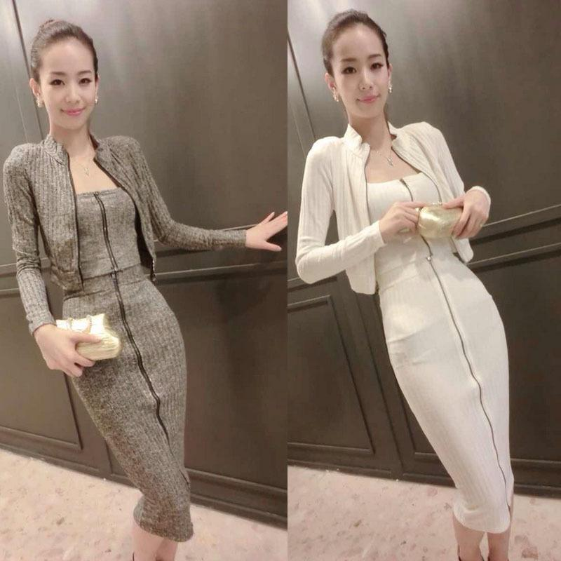 2017 New Korean Auturn Women Trouser Suit Elegant Women Pants