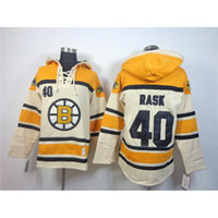 Wholesale New Arrival Rask Bruins Hockey Hoodies Mens New Style Hoodies Top Selling Hockey Wears