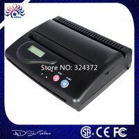 Wholesale Lowest Price Black Original Brand Professional USB Tattoo Thermal Transfer Copier Printer Stencil Machine use A4 transfer paper