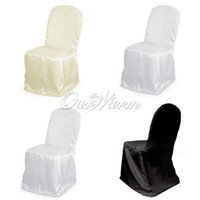 Cheap Chair Cover Best Satin Chair Cover