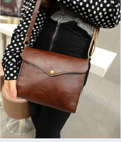 Wholesale Women Messenger Bags Vintage Casual Cross body Handbags for Autumn and Winter Cute Leisure MINI Shoulder Bags Cheap Leather Bags BGB31