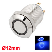 Cheap Car LED Push Switch Best 14mm Dia Car Switch