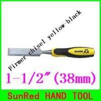 "Cheap SunRed BESTIR taiwan brand 1-1 3""(38mm) L:280mm chrome-vanadium steel wood carving tools flat chisel,NO.09330"