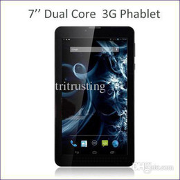 7 Inch 3G Phablet x10 Android 4.4 MTK6572 Dual Core 1.5GHz 512MB RAM 4GB ROM 3G Phone Call GPS Bluetooth WIFI Dual Camera WCDMA Tablet PC