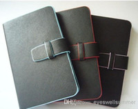 Wholesale Leather case for epad protect flip skin cases cover pouch bag inch android tablet ebook