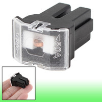 Wholesale 80A AMP Black Plastic Shell Female Pacific Type Fuse for Auto Car