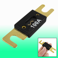 amplifier installation - 100A AMP Car ANL Fuse for Audio Subwoofer Amplifier Installation