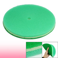 Wholesale Green Layers Mushroom Dry Air Filter Sponge Replacement x20x15mm