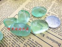 Wholesale Natural Green Fluorite Quartz Crystal stone Ore Energy mine specimens Healing