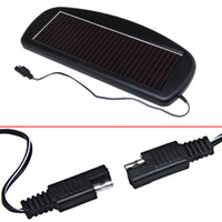 Wholesale Solar Power Panel Battery Car Charger for Car Auto Trucks RV Boats W V K844