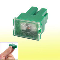 Wholesale Green A AMP J Case Female Plug in Blade Cartridge PAL Fuse
