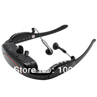 Wholesale 4GB quot Stereo MP3 E book AV Video Eyeglasses Virtual Personal Cinema Theater Glasses