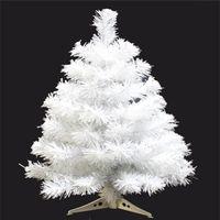 Wholesale Christmas decoration mini cm artificial plastic white snowing christmas tree