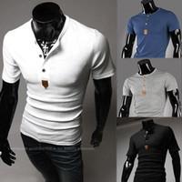 Cheap 2014 autumn British Printing cotton polo shirts trendy clothing korean fashion casual short-sleeved men's shirts Size:XXL