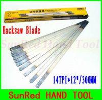 Wholesale SunRed BESTIR taiwan made TPI quot mm Steel Saw Blades wood plastic iron cutting hand tools NO freeship