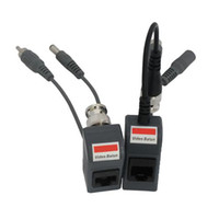 Wholesale Power Video Audio Plastic Materials Power Video Data Grey Color PVD Balun Transceiver High Quality DS UP013C