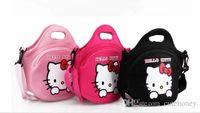 Wholesale Thermal Bag Neoprene Cute Hello Kitty Lunch Bag for Kids Women s Cartoon handbag