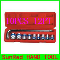 Wholesale BESTIR taiwan brand mm quot Dr PT metric Blue Band wrench socket Set L handle Fine Quality and Stability NO