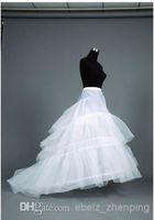hoop skirts - The bride petticoat skirt hoop skirt lining three layer leaves petticoat
