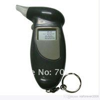 Wholesale Key Chain Alcohol Tester Digital Breathalyzer Alcohol Breath Analyze Tester BAC Max