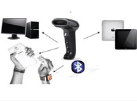 Wholesale BT500 Bluetooth barcode scanner support android iphone and IPAD PC computer Some countries