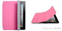 Cheap Cheap Slim Magnetic 4 Fold Smart Cases With Sleep Wake Up For The New iPad 2 3 4 iPad Air 5 9.7 Inch iPad Mini 7.9 Inch For iPad Mini