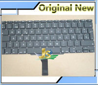 Wholesale 100 NEW SP Spanish Spain keyboard For Macbook Air quot A1370 A1465