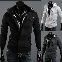 fashion clothes for men - Hoodies for Men Coat Fashion Clothing Casual Autumn Hoodie Sweatshirt New MM