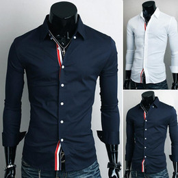 Wholesale Shirts for Men Long Sleeve Casual Shirt Fall Men s Clothing Fashion LS
