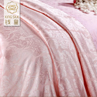 Wholesale Mulberry Silk Comforter Cotton Polyester Pink Cover Pure Silk Handmade Blanket