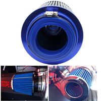 air filter - Universal Motorcycle Air Filter Cold Air Intake mm Dual Funnel Adapter mm Round Tapered K1318