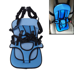 Wholesale Children Safety Seat Baby Seats Booster Cushion Harness Carrier for Baby Kids Infant K1361