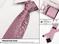 Wholesale Ties Male Formal Ties Married Commercial Ties Gift Box Set Ties for Men