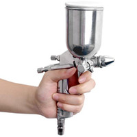 Wholesale Spray Gun Paint Tool Sprayer Air Brush Airbrush Alloy