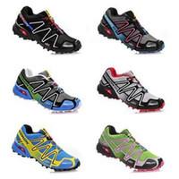 Wholesale New Arrived Salomon Shoes Men New Arrived Salomon Shoes Running shoes