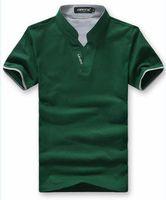 polo shirts - Hot Selling Men s Polo Shirts Men s Casual T shirts Cotton Short Sleeve Shirt Men Leisure T Shirts Men Size M XXXL