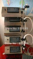 Wholesale Compact Digital Control Pump Liquid Filling Machine perfume filler electrical filler food beverage bottling