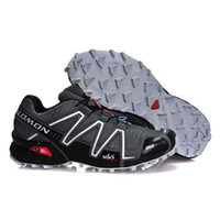 Wholesale New arrival salomon Speedcross Athletic Running man sport running shoes mens asneakers shoes size us