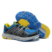 France Mens Salomon Gcs Athletic Trail - Price Mens Trail Running Shoes Price